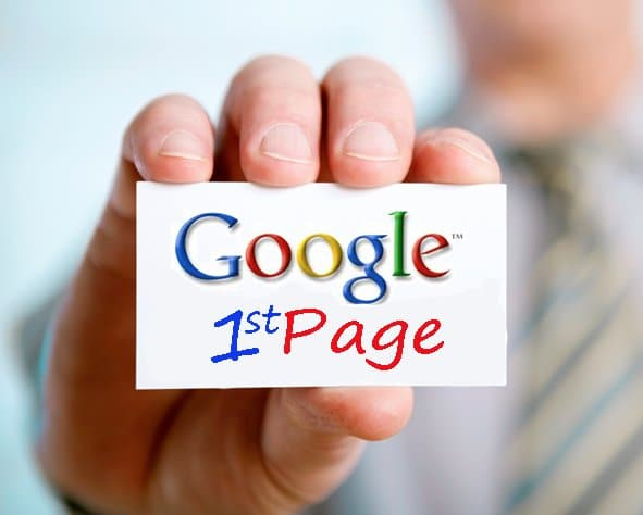 "Google Page1? Without a doubt, the Number 1 question asked by website owners across the world is ""How do I get my site onto page 1 of Google?""."