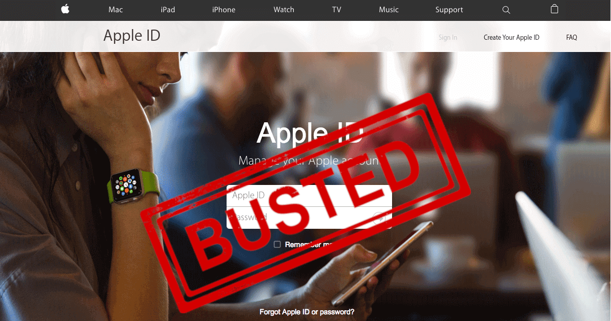 SCAM Email! Received an email or message claiming that - Your Apple ID Has Been Locked => It's a SCAM. Learn how to recognise these phishing type emails TODAY!