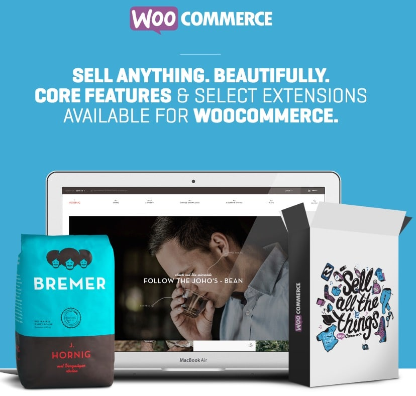 WooCommerce. Create the online store you want with powerful WooCommerce Features that come straight out of the box.